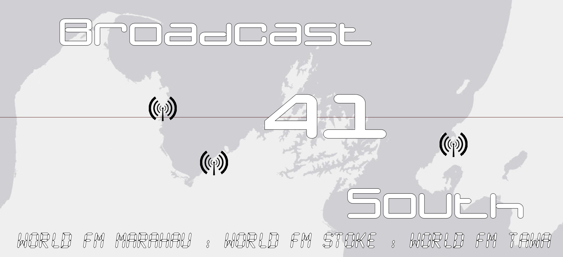 Broadcast 41 South